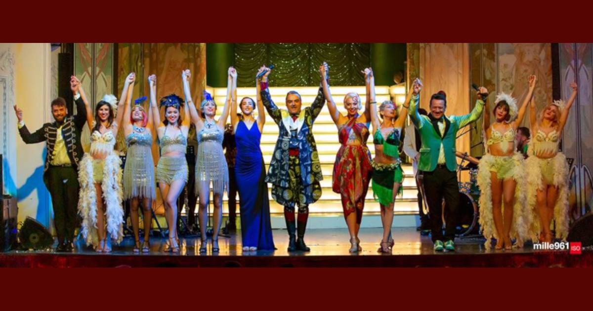 Il Burlesque show dall'idea al palco: intervista ad Alessandro Casella