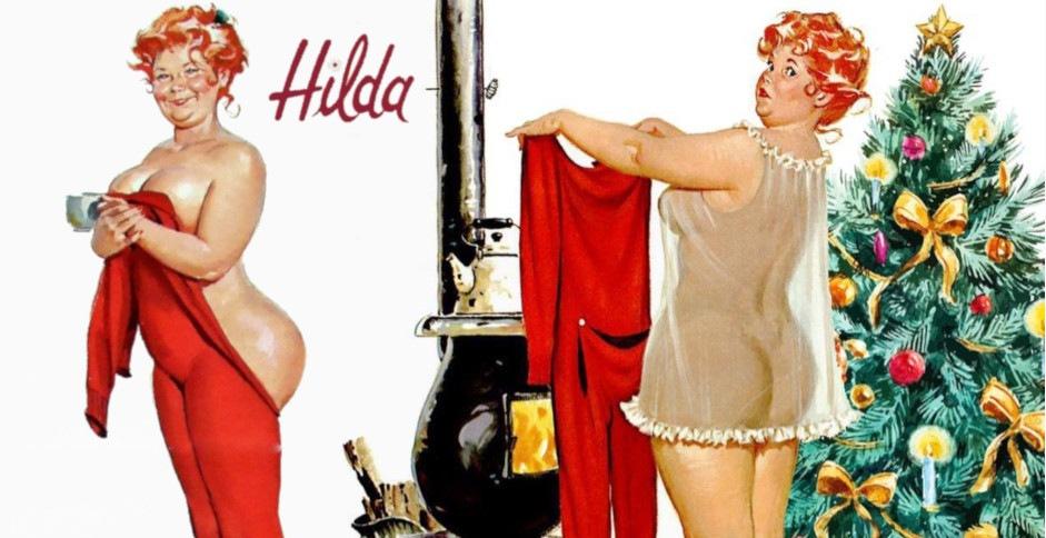 Duane Bryers' Hilda