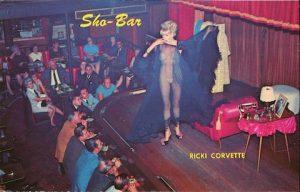 Rocki Corvette allo Sho-Bar di New Orleans