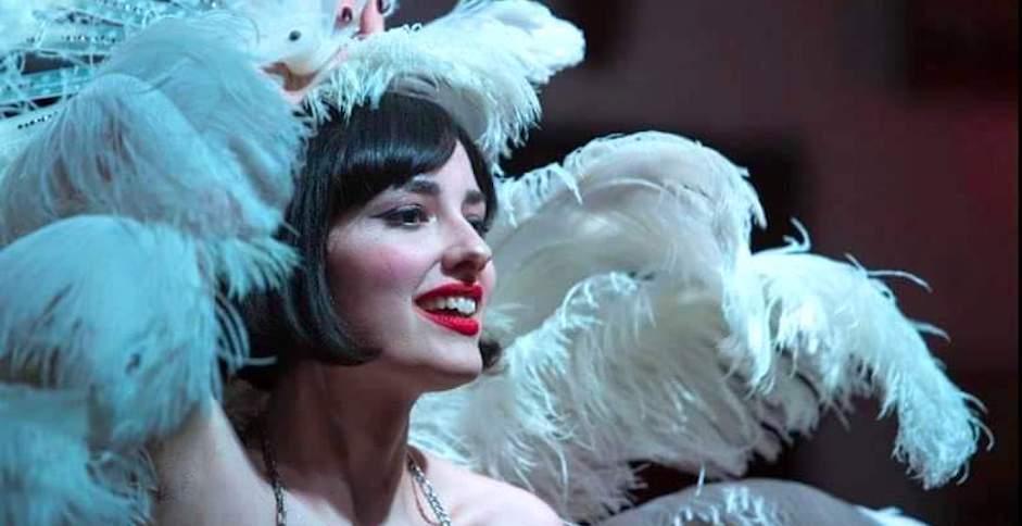 L'insegnamento del Burlesque secondo Grace Hall