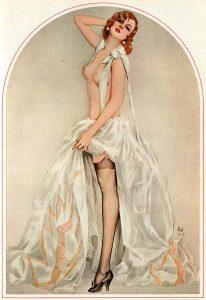 Anna Mae ritratta dal marito Alberto Vargas negli anni '20