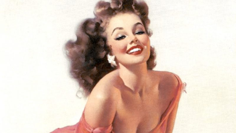 Gil Elvgren and The Great American Pin-up