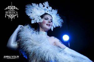Nuit Blanche (ph Anna Volpi, courtesy of La Rivista Burlesca by Silk Ribbon Cabaret Team)