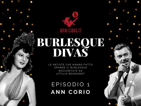 Burlesque Divas: Ann Corio