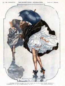 Chéri Hérouard, La Vie Parisienne