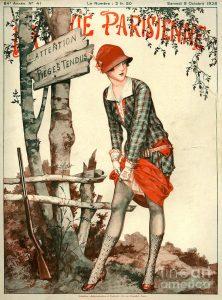 Chéri Hérouard, La Vie Parisienne, 1926