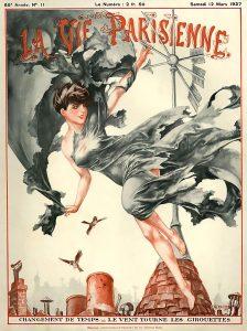 Chéri Hérouard, La Vie Parisienne, 1927