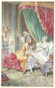 """Chéri Hérouard, illustrazione di Les liaisons dangereuses"""""""