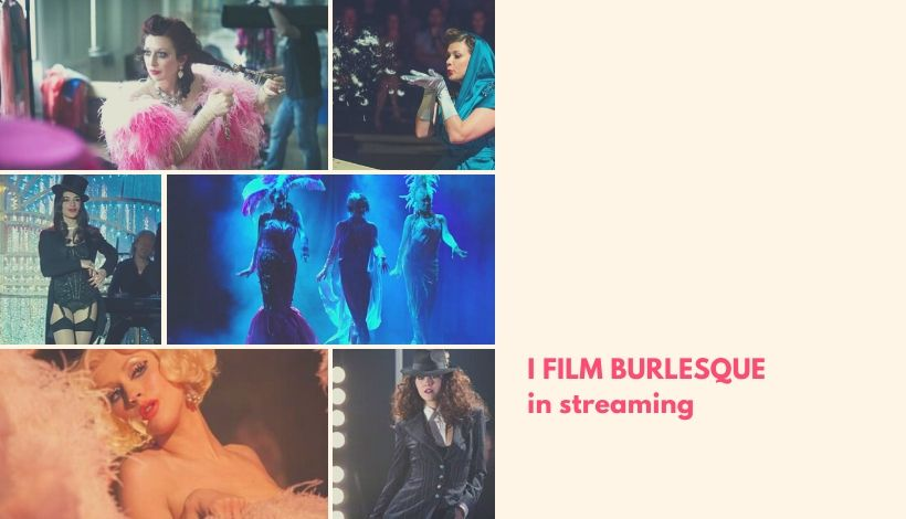 I film Burlesque in streaming
