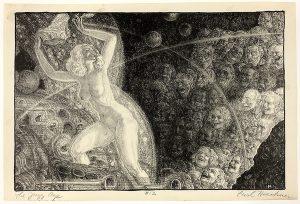 """The Jazz Age"", Carl Hoeckner, litografia, 1935. Conservato all'Art Institute Chicago."