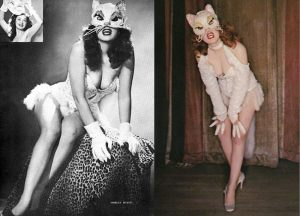 Shirley Hayes, The Pussycat Girl
